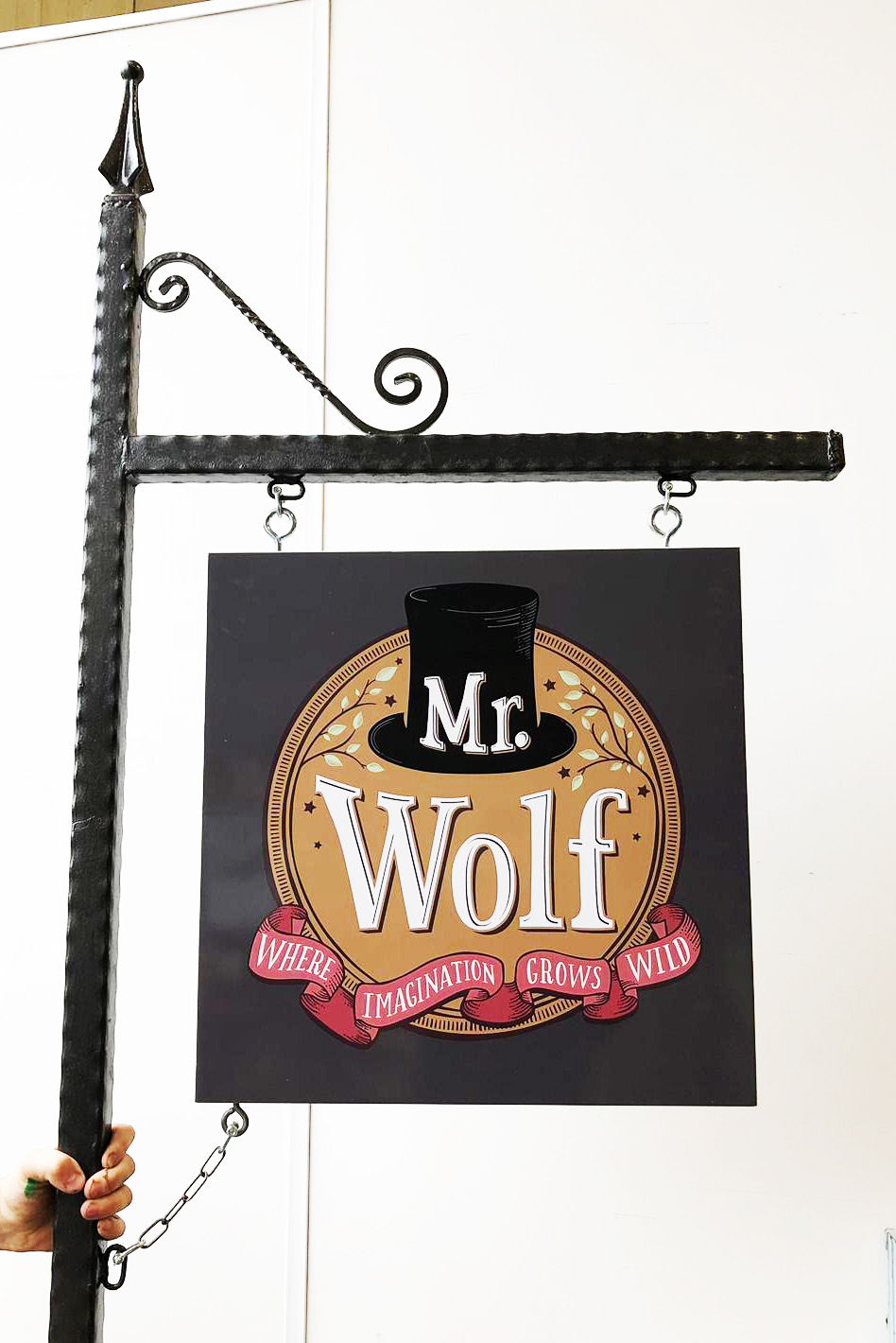 Mr-Wolf-Hanging-Sign